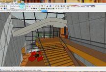 Kerkythea render program for Sketch-Up