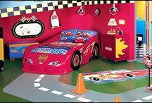 Bedrooms for Children / Fun Bedrooms for Children