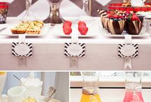 Party // Shower food ideas
