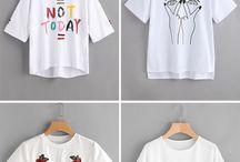 T shirts giras
