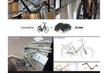 Vélo bois