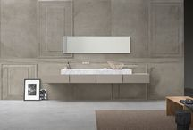 Undressing Surfaces / The first cotract wallpaper collection by Inkiostro Bianco