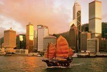 Hong Kong: activities / by Localiiz Hong Kong