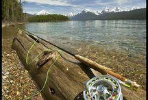 pesca con mosca fly fishing