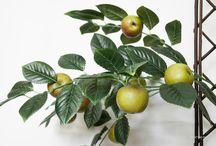 Ветки декоративные искусственные. Branch decorative artificial. / Ветки декоративные искусственные- лиственные, ягодные, каркасные.