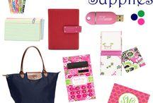 school/college/university supplies <3