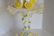 torta pannolini e decori
