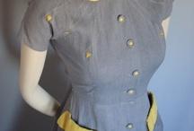 1940 inspiration dresses