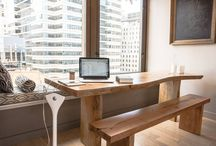Office / If this is where you like to work, you need your digital tools right at hand, but not in the way. / by The Art of Power