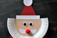Feest! - kerst - knutselen