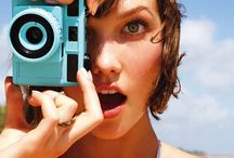 Karlie Kloss / by tranquil