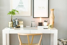 Spaces: Office Decor Inspiration