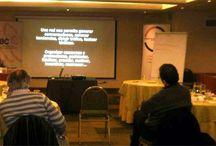 Seminario Marketing Educacional - Chile / Seminario Estrategias de Marketing aplicadas a las instituciones educativas. Santiago. Eurotel. 2014.