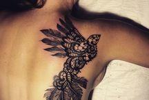 Tattoos/body art