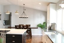 Contemporary Redesign My House / Focus images for the direction I want to take my house in. / by Maggie Holbeck