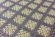 Crochê de mão
