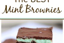 the best mint brownies