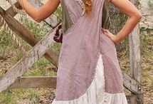 Apron Ideas for Adults and Children / Apron ideas for adults and children.  Boho Aprons.