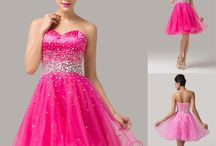 Cocktail Homecoming Dresses