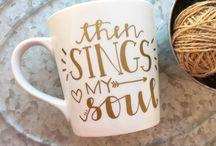 Mug it.....