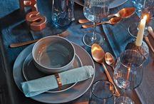 Tischdeko Hochzeit B&P
