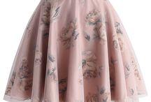 My skirt design