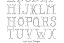 font freak / by seleta hayes howard