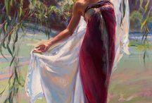 Kadın portresi