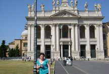 Italy 2 / Nasze podróżowanie po Włoszech c.d. Pompeje i Rzym