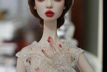 Hand made & dolls