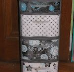 & storage/organization - decorative