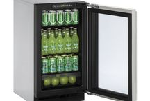 U-Line Glass Door Refrigerators / Having pioneered the residential undercounter glass door refrigerator, U-Line knows how to preserve food and beverages. All U-Line Glass Door Refrigerators utilize our convection cooling system, providing the ability to rapidly cool items down to 34°F. Thoughtful design, including varying shelving options that adjust as your storage needs shift, make the most of your refrigerator capacity.