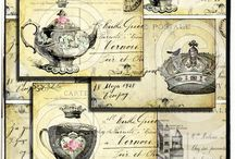 Dishes - Teapots and Teacups / by Donna Hochhalter-Rapske