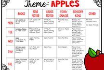 Apples Curriculum