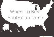 All About Australian Lamb / Nutrition, Handling and Storage, Where to Buy and more!!