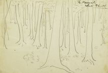 Esherick Sketches