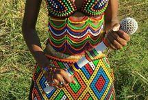 Zulu costume