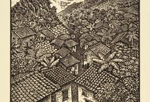 Woodcuts / by Andrea Morse