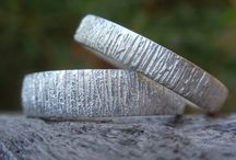 contemporary engagement rings / by Diana Lenn