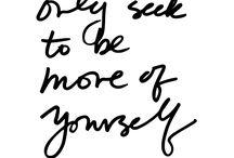 Inspiration & Motivational Quotes