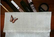 Makyaj çantası ornekleri