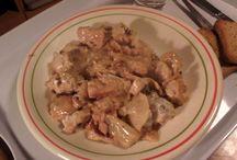 recette de  cuisine perso / des petites recettes fait maison  avec  ce que j'ai dans mon frigo