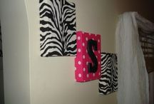 stuff for the girls rooms