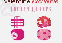 Darcee's Jamberry Nails Party For Me. / Today I would like to invite you to join us on Facebook as we learn all about Jamberry Nails. You will be able to host parties, order as well as book your own parties. https://www.facebook.com/events/689892937727971/?ref_newsfeed_story_type=regular / by The Mommies Reviews