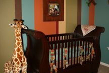 Nursery Ideas / by Ashley Johnston