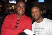 Word On Da Street Literary Festival 2012, Atlanta, GA / My first official book signing.