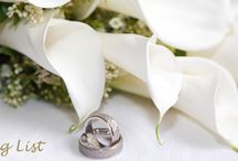 Weddings / Orchid is the perfect place for your wedding list. Every happy couple is welcome to get in touch and talk to us about your dream list, small or large.