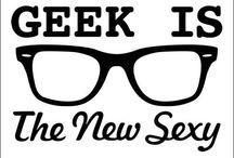 Geek chic / by Erin Granville