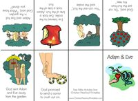 Bible story resources / by Ellie St Peter