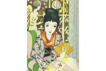 Takehisa Yumeji / kawaii.